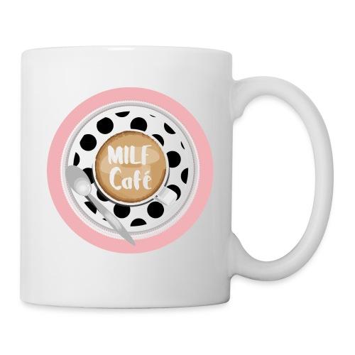 Milfcafé - MILF Logo Instagram Blogger Musthave - Tasse