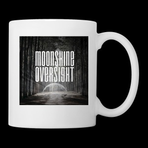 Artwork Moonshine Oversight - Mug blanc