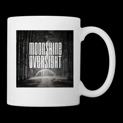 Artwork Moonshine Oversight - Mug blanc