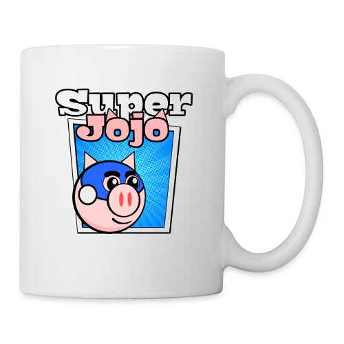 Super Jojo Game Icon - Mug