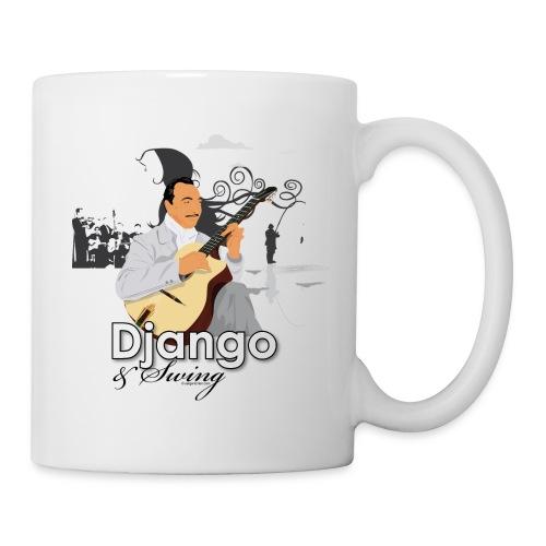 djangoswing - Mug blanc