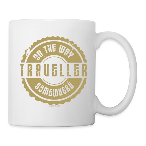FP 13TR-03 ON THE WAY SOMEWHERE-TRAVELLER PRODUCTS - Muki