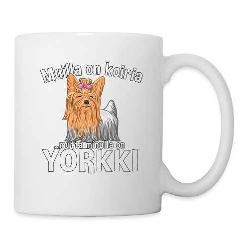 Yorkki Koiria - Muki