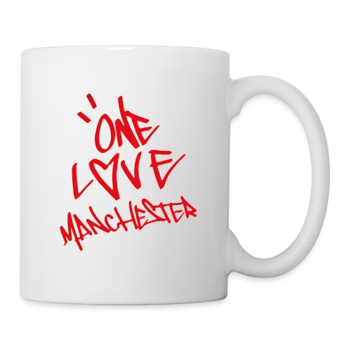 One love Manchester - Mug