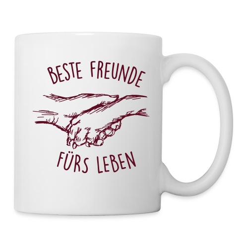 Vorschau: Beste Freunde fürs Leben - Tasse