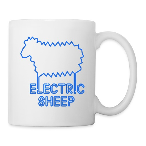 Electric Sheep Emblem - Mug