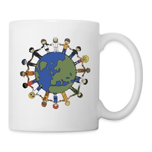 Weltfrieden - Tasse