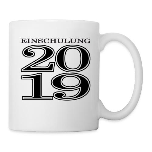 Einschulung 2019 - Tasse