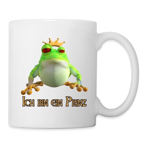 Ich bin ein Prinz - Tasse