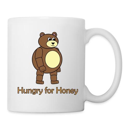 Bär - Hungry for Honey - Tasse