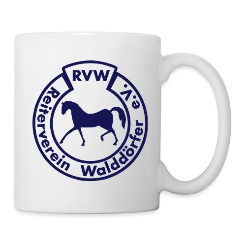 RVW Logo blau - Tasse