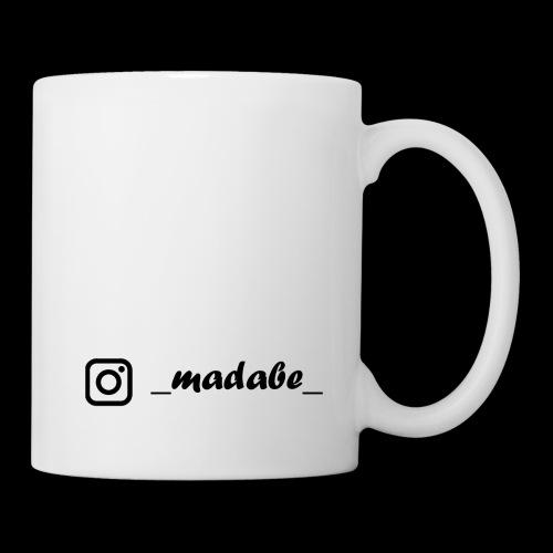 madabe instagram - Tasse