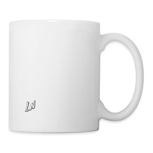 Linda Newby Logo - Mug