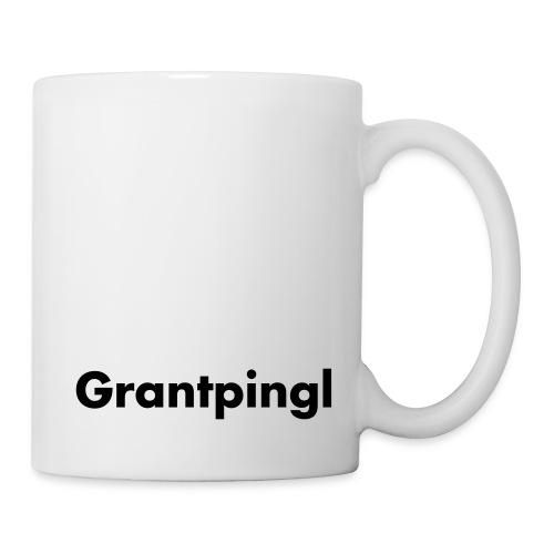 grantpingl schwarz - Tasse