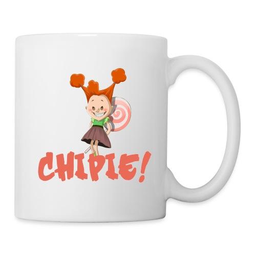 chipie - Mug blanc