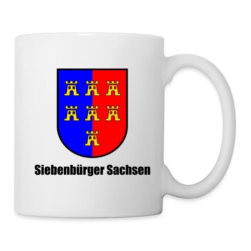Neues Wappen der Siebenbürger Sachsen  - Tasse