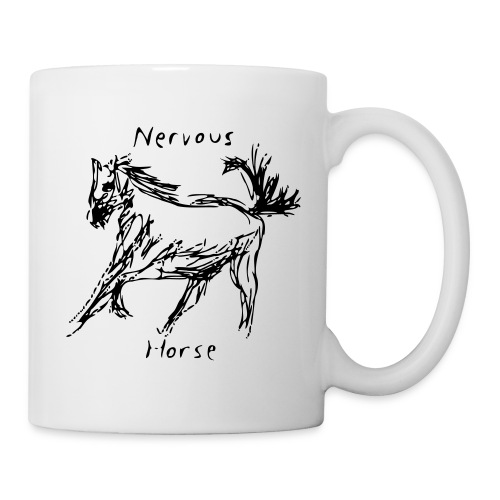 Nervous Horse - Mug