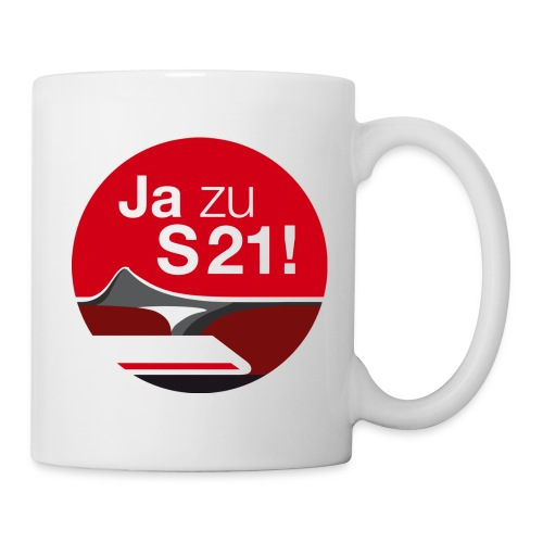 ja zu s21 gross - Tasse