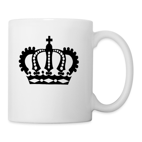 Crown Black - Tasse
