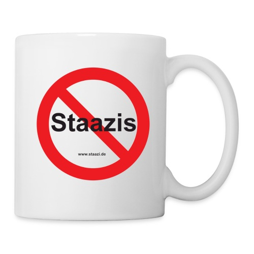 Staazis Verboten - Tasse