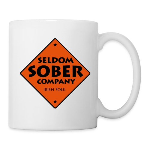 Seldom Sober Company Logo - Tasse