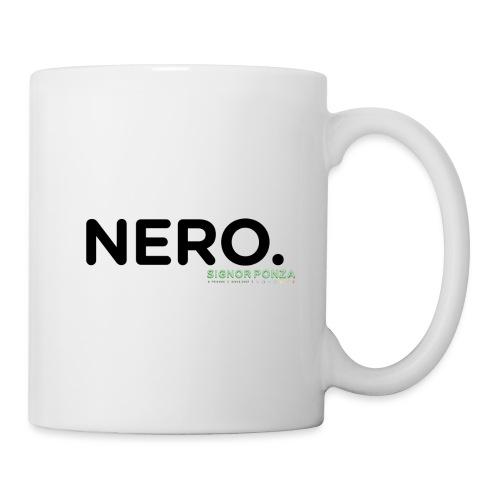 NERO. - Tazza