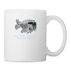 SplitFish Gameware Collection - Tasse