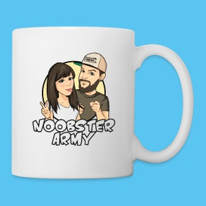 Noobsterarmy Couple - Tasse