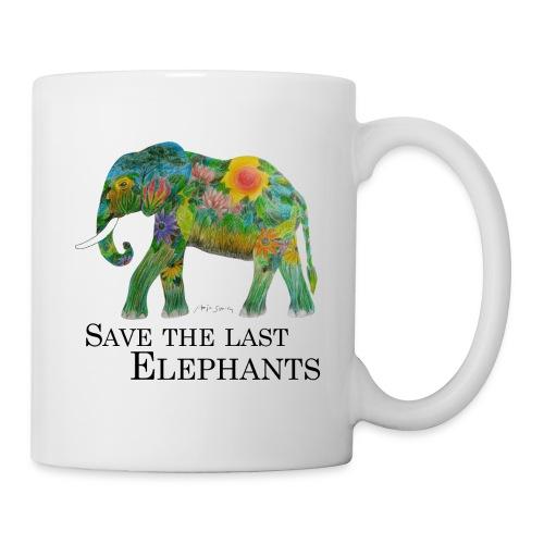 Save The Last Elephants - Tasse