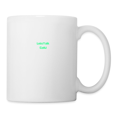 LetsTalk ColU - Mug