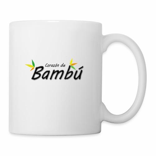 Corazón de bambú - Taza