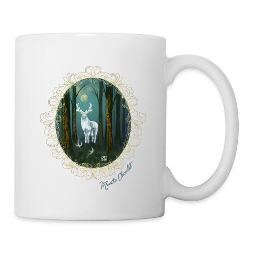 Cerf - Tasses - Mug blanc