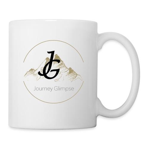 Journey Glimpse Logo - Tasse