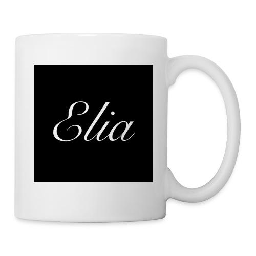 ELIA (Black and white) - Tasse