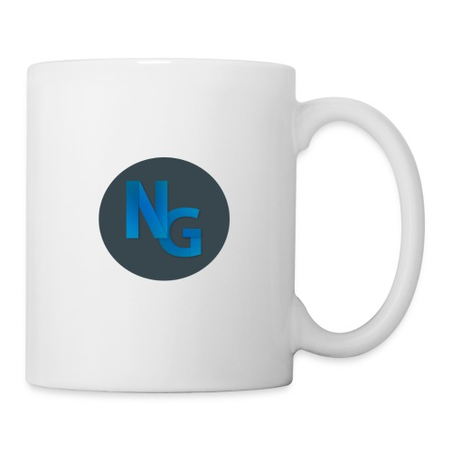 NG Logo - Kop/krus