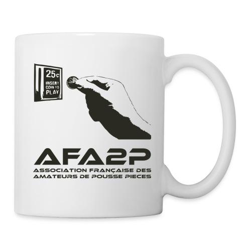 afa2ppretsombre - Mug blanc