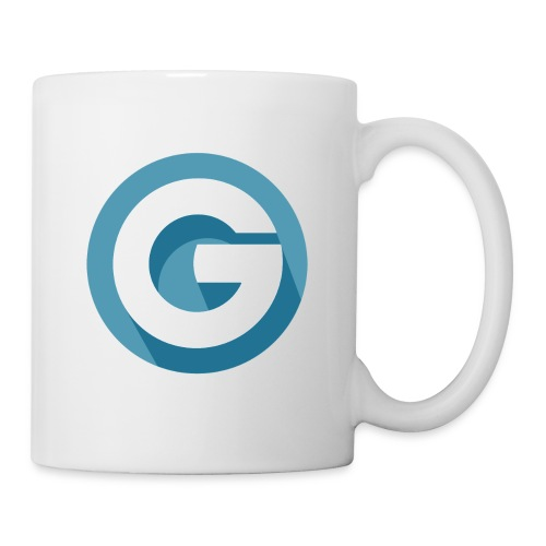 The Big G - Mug blanc