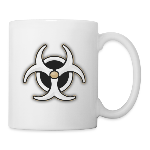Logo 1000x1000 - Mug blanc