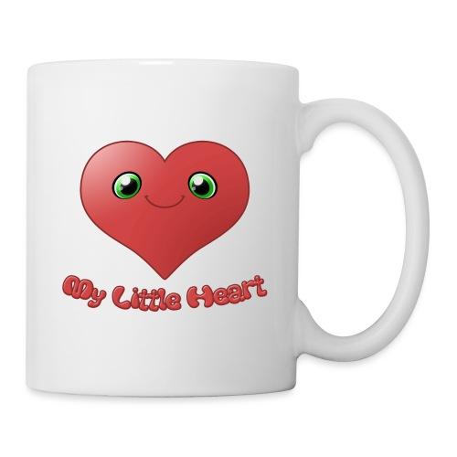 My little Heart - Mug blanc