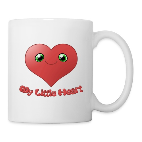My little Heart - Mug blanc