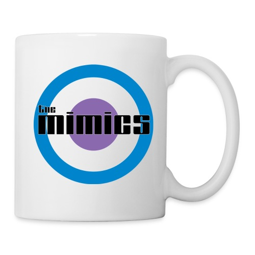 The Mimics - 2011 Logo - Mug