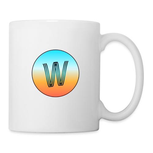 WBrand Tropical - Mug blanc