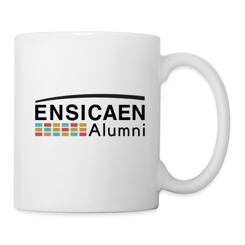 Collection Ensicaen alumni - Mug blanc