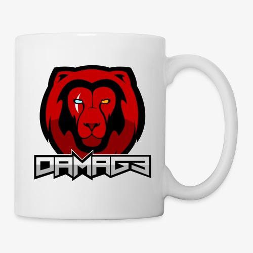 Damag3 Logo - Mug
