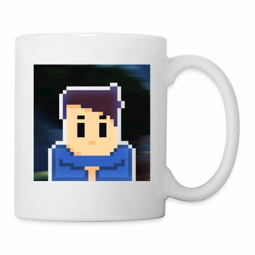 JoeWobbler Avatar with Background - Mug