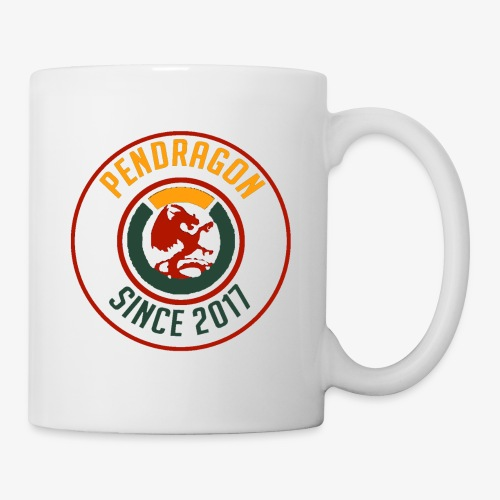 pendragon adaptable - Mug blanc