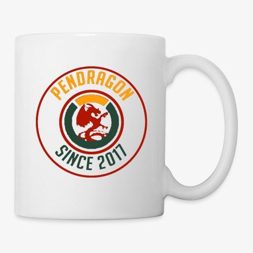 pendragon adaptable - Mug blanc