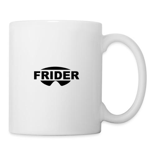 FRIDER - Mug blanc