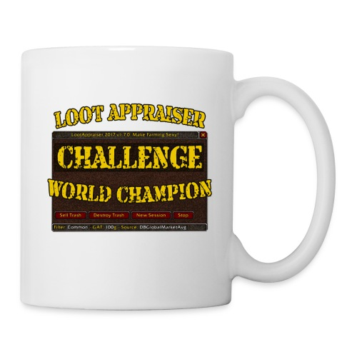 Loot Appraiser World Champion - Tasse