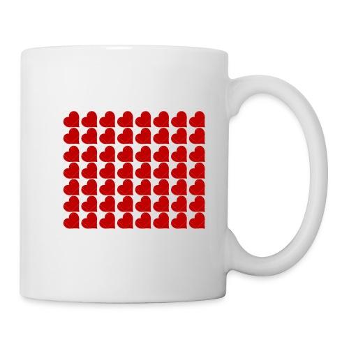 Hearts - Mug